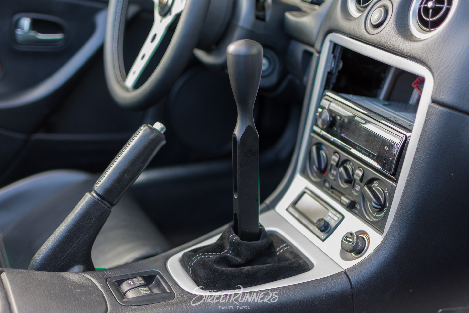 Silver KIMISS Short Throw shifter Kit,Aluminum Quick Shift Short Throw Shifter Fit for Genesis Coupe 2010-2014
