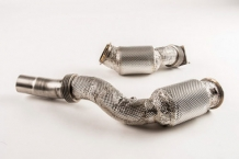 200 cell cat downpipe M2 Competition F87
