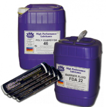 Royal Purple Barrier Fluid FDA 34