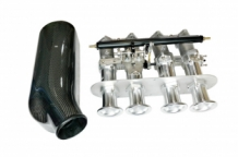 M10 Carbon airbox ITB set