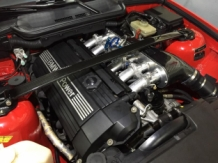 M54 Carbon airbox ITB set